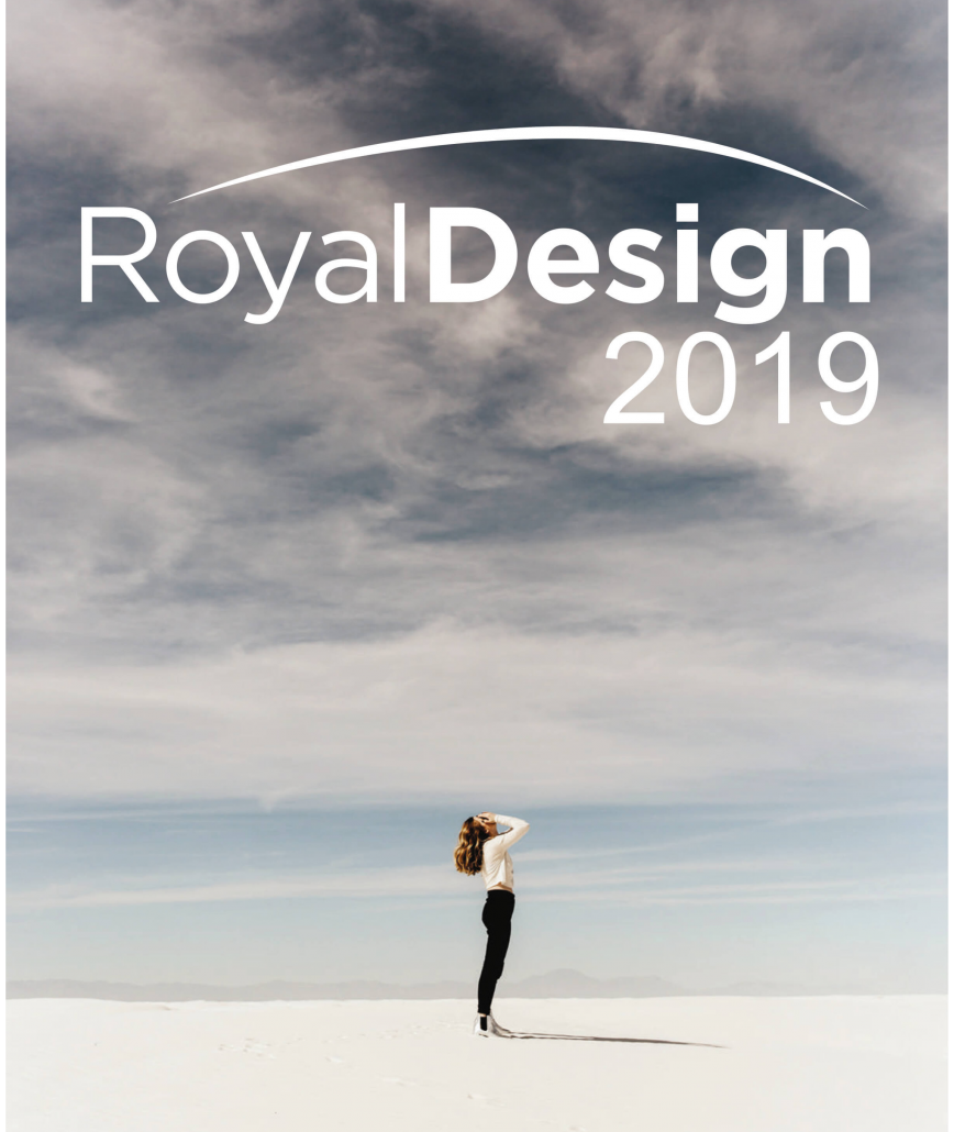 Royal Design 2019 katalogas